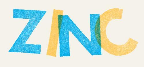 Logo zinc